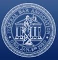 Federal Bar Association seal.