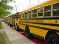Rocky River City School buses