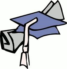 cap, diploma