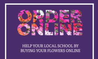 RRHS PTA Flower Fundraiser