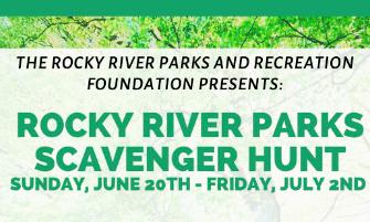 Rocky River Parks Scavenger Hunt