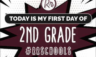 #RrSchools First Day of School Printable Signs