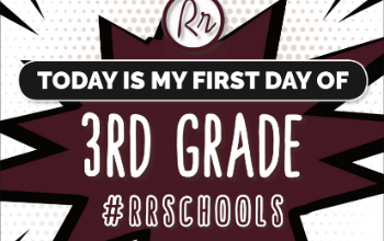 image regarding First Day of 3rd Grade Sign Printable named Rocky River Town Colleges Information Short article
