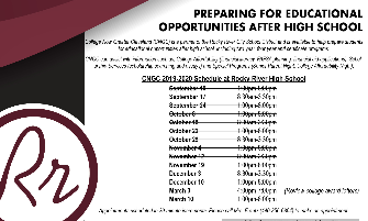 College Now Greater Cleveland to be Onsite at RRHS on December 10
