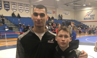 Williams, Salti and two alternates headed to district tourney