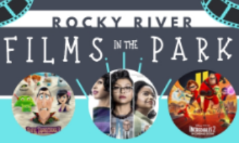 Rocky River Films in the Park