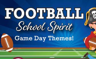 Friday Football Spirit Themes