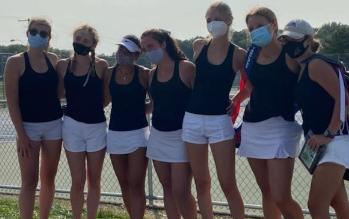 RR Girls' Tennis