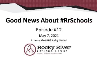 Good News About #RrSchools - Episode #12