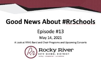 Good News About #RrSchools - Episode #13