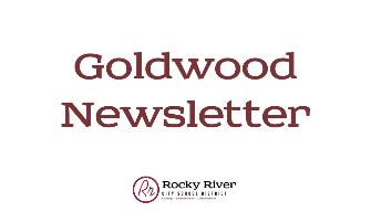 Goldwood Newsletter