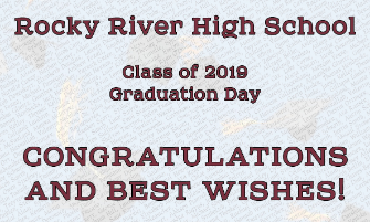 #RrSeniors: RRHS Graduation Set for Friday Evening