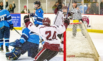 Pirates ice Panthers in tourney lid-lifter