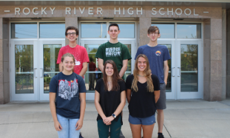 Six RRHS Seniors Named National Merit Semifinalists; Three Earn Commended Status