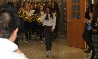 VIDEO: Clap out for OHSAA Girls Tennis State Qualifier