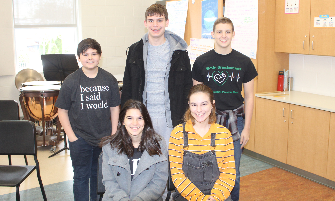 Six RRHS Students to Participate in OMEA District IV and VII Honors Choir