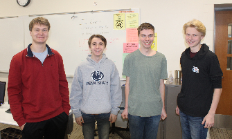RRHS Students Place 2nd at Hyland Software Innovation Showdown