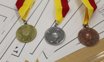 RRMS Students Recognized for Scoring Well on Spanish Exam