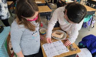students build