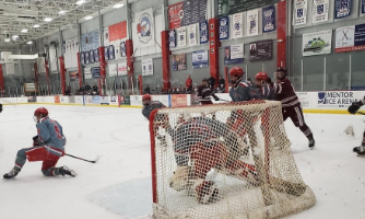 Cards deal, trump Pirates, 6-1, in Baron Cup finals