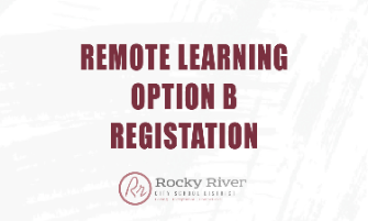 RRCSD Update & Option B Registration