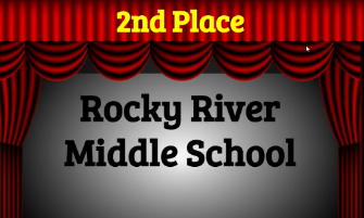 RRMS Power of the Pen Team Places Second at District Competition