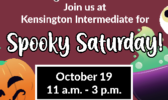 Spooky Saturday to Take Place at Kensington on October 19