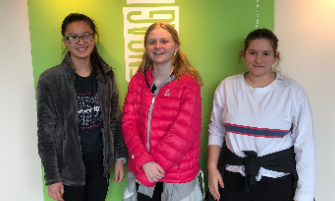 Three RRMS Students Compete in MATHCOUNTS Competition