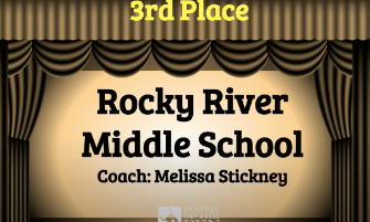 RRMS Power of the Pen Team Places Third at District Competition