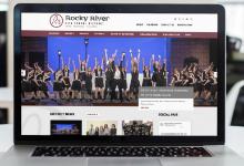 New web re-design