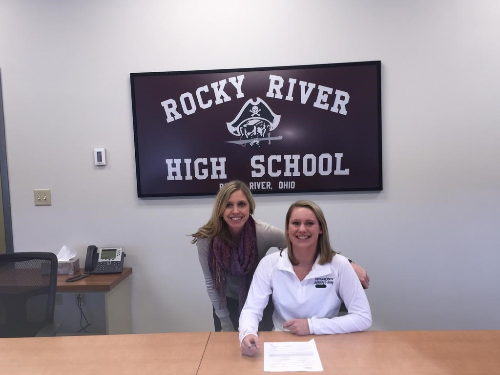 Emma Flynn - National Signing Day