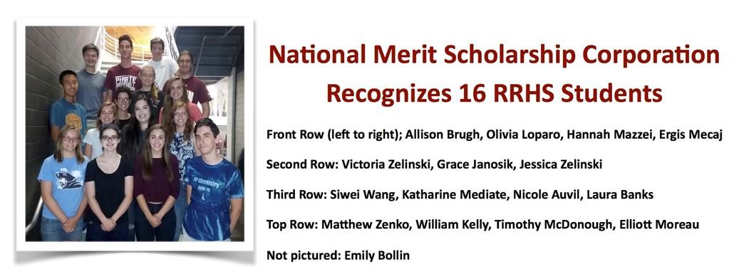 National Merit 2016