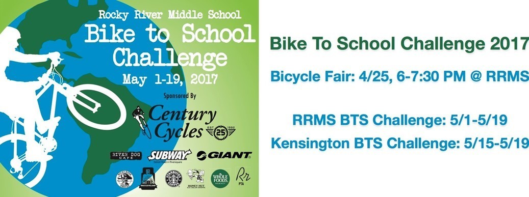 Bike to School 2017