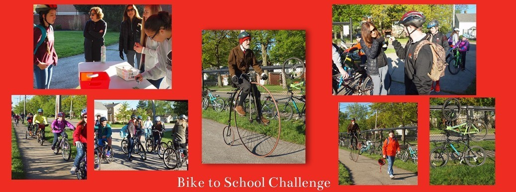 Bike to School Challenge