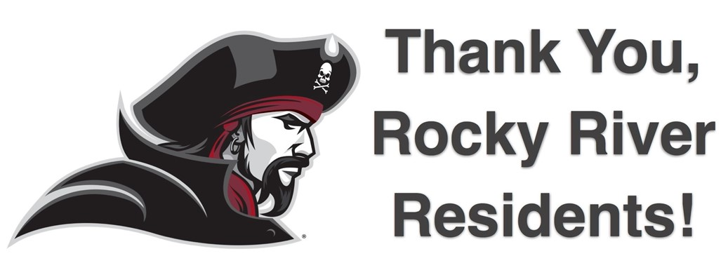 Thank you RR residents