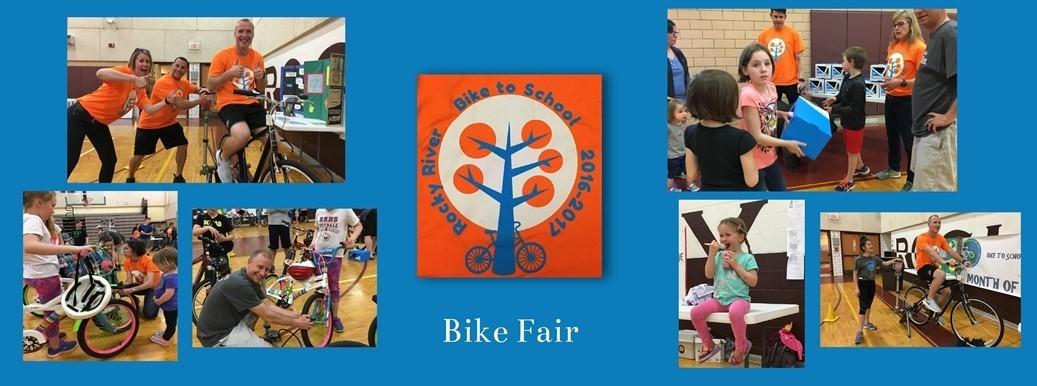 Bike Fair at RRMS