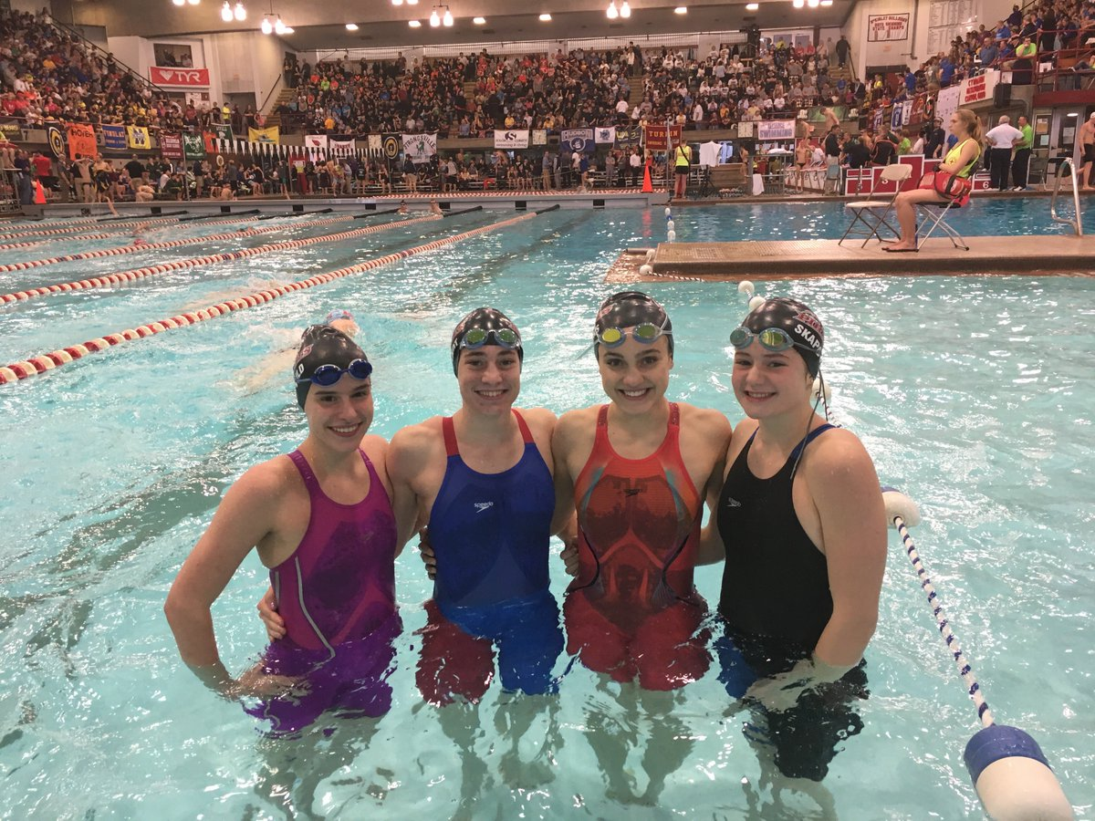 2016-17 all-ohio 200 medley relay