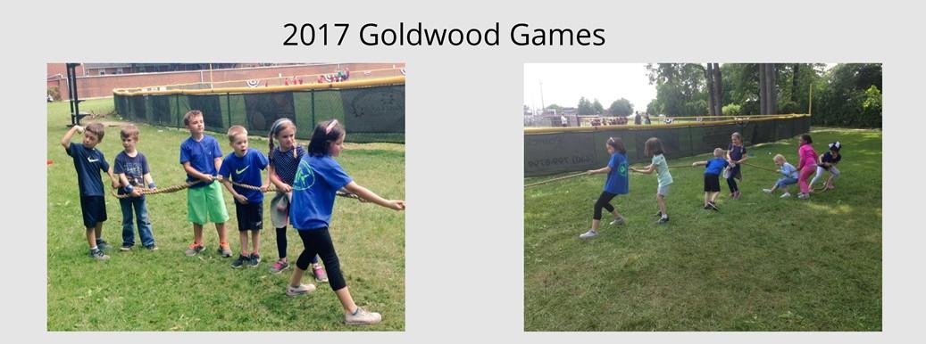 Goldwood Games