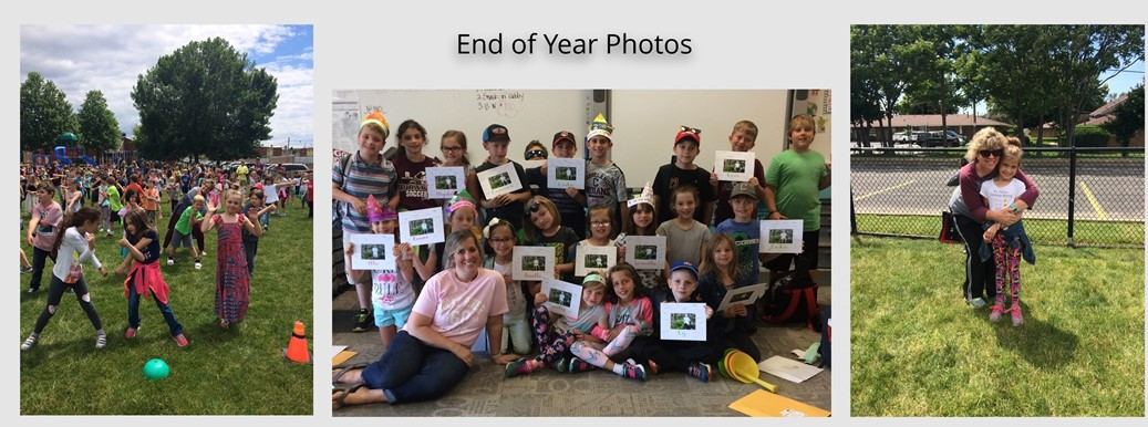 End of Year Photos