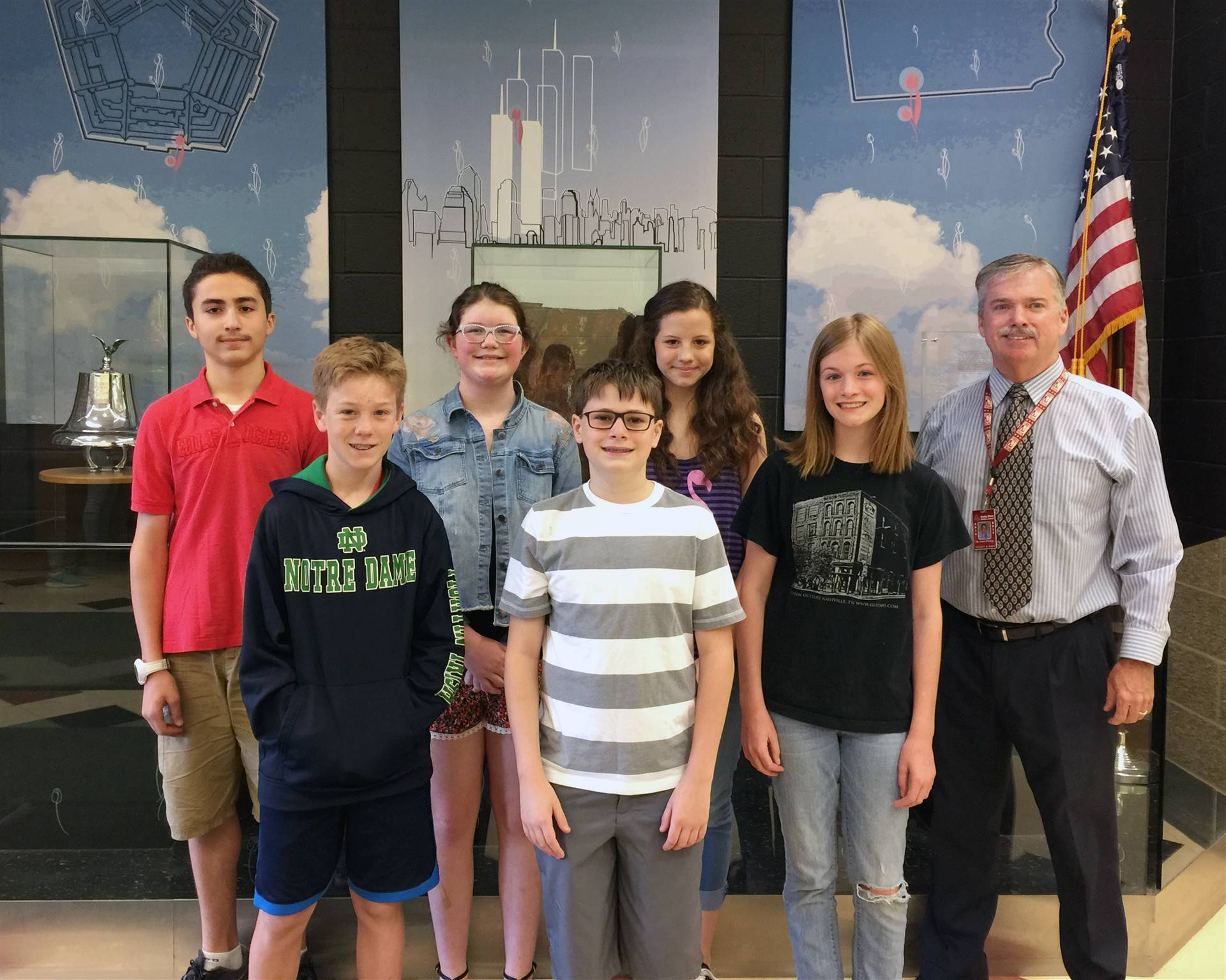 RRMS 2017-2018 Student Council