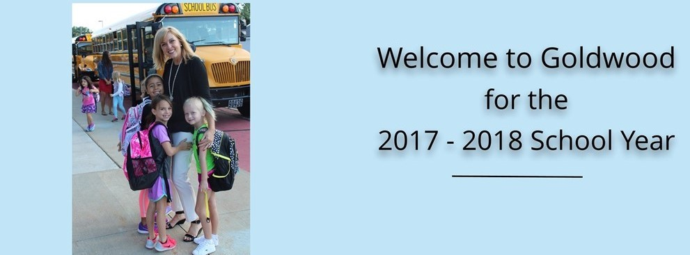 Dr. Rosiak welcomes students for the 2017-2018 school year