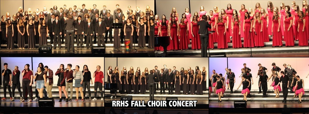 RRHS Fall Choir Concert