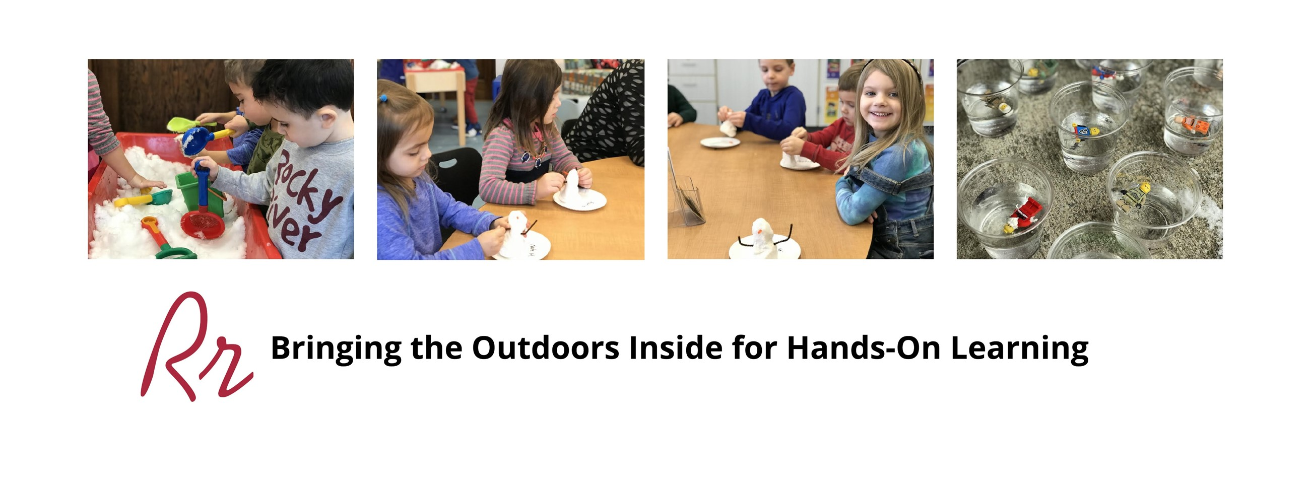 Bringing the Outside Inside for Hands On Learning