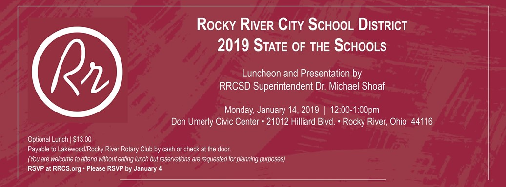 2019 State of the Schools