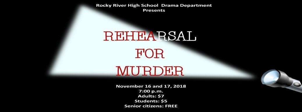 RRHS Fall Play