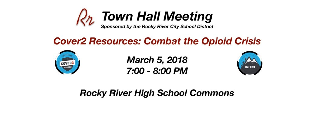 Town Hall Meeting: Cover2 Resources: Combat the Opioid Crisis