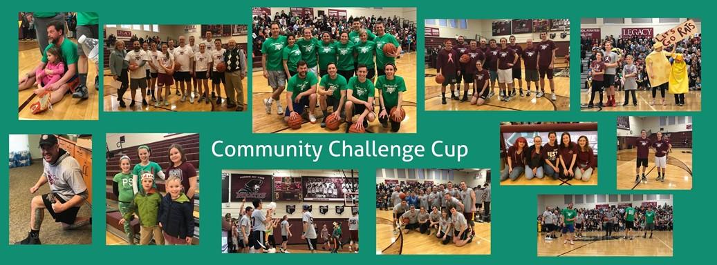 Challenge Cup Basketball game