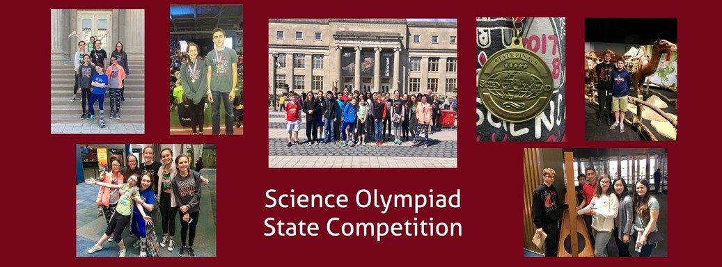 Science olympiad state contest
