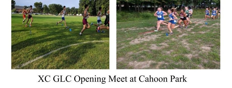 Cross Country Opening Meet at Cahoon Park