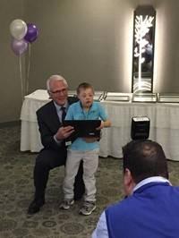 Excellence in Education Award Winner